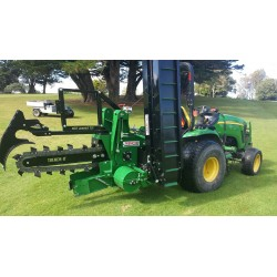 ZANJADORA TRENCHIT TCT FAIRWAY TRENCHER